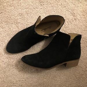 Splendid Shoes - Splendid Black Booties